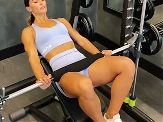 Sex on gym