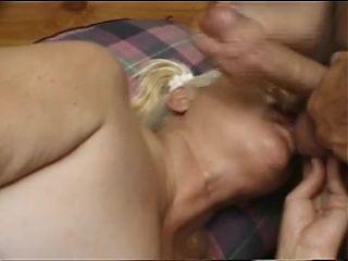 BBW Granny Vicky Salas (2003) Scene 04 MATURE KINK #19