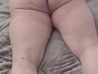 Getting grandma to show her ass