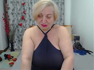 Blonde bbw mom webcam