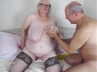 cock play and oily massage
