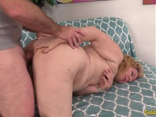 Golden Slut - Doggystyle Pounding for a Mature Compilation