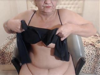 Hungarian Granny Whore - WEBCAM