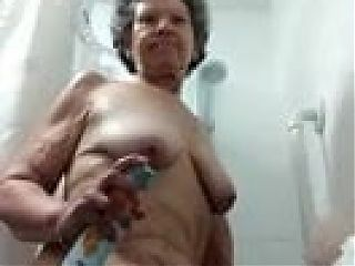 Grandma Makes Her First Selfie