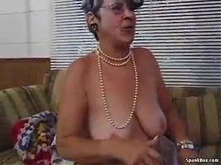 Milf  gay granny