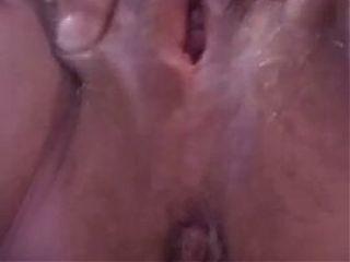 Granny has multiple orgasms