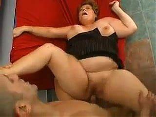 Wonderfully Fat Redhead Granny Compilation