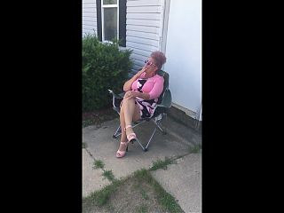 Sexy granny compile