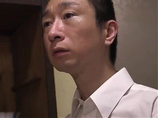 Japanese Stepmother Gets fucked by Stepson