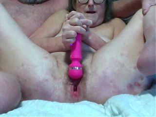 Horny Wife Loves Her Toys and Vibes Her Wet Pussy