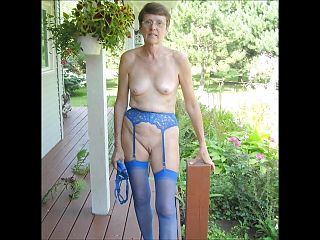 0001 Nude pussies of mature grannies