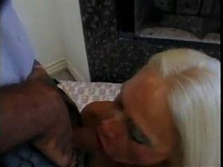 granny Kathy likes to get fucked in three holes!
